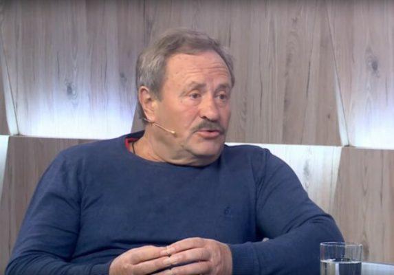 Владимир Быстряков.