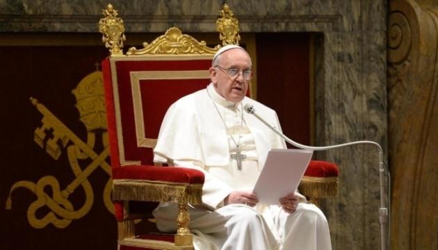 Глава УГКЦ призывает присоединиться к молитве Папы Римского