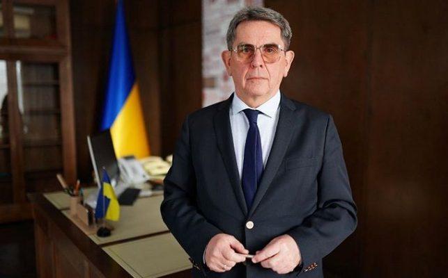 Министр здравоохранения Украины Илья Емец.