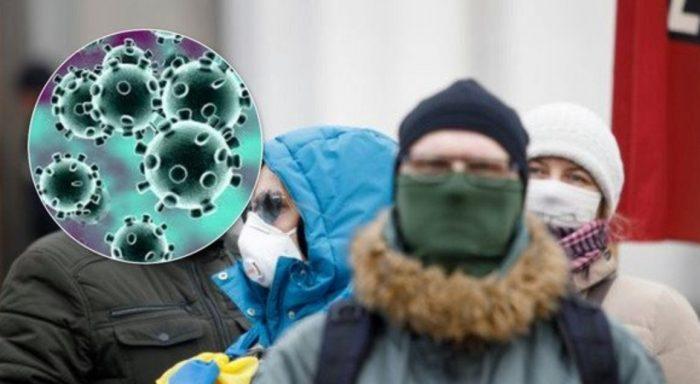 Пик коронавируса в Украине.