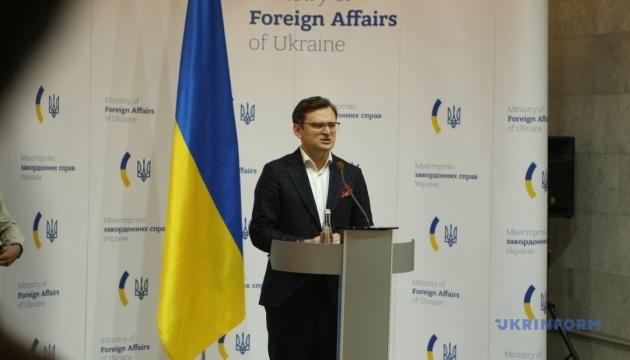 Кулеба опроверг информацию о продаже Украиной масок Германии