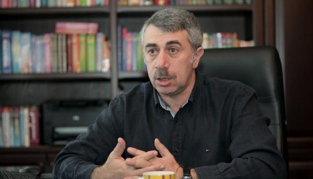 Доктор Комаровский дал советы профилактики от коронавируса