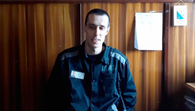 Политзаключенного Шумкова отправили в изолятор на четверо суток