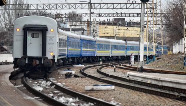 Укрзализныця 29 марта вернет украинцев из РФ
