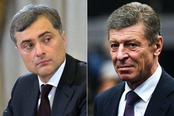 Сурков и Козак