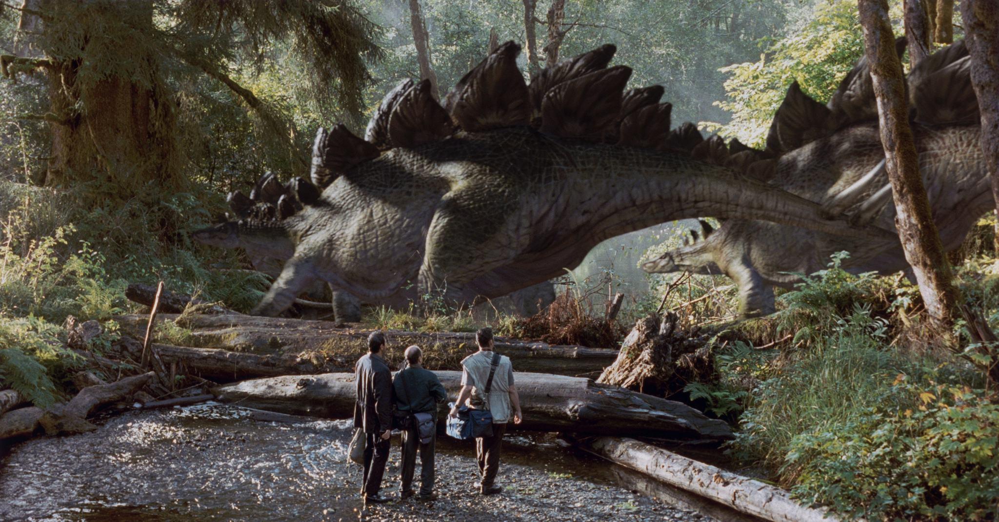 Динозавры и люди