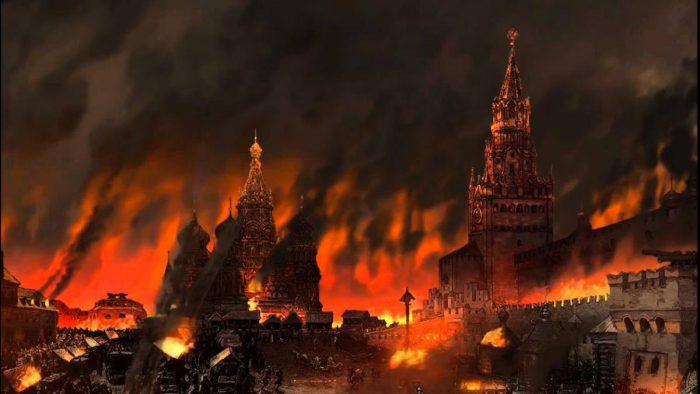 Крах путинской России.