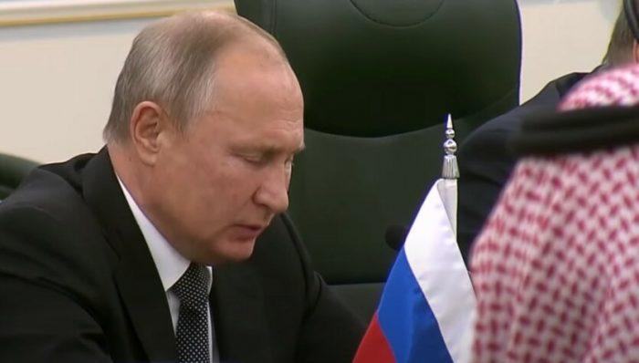 Путин вынужден уступить арабам.
