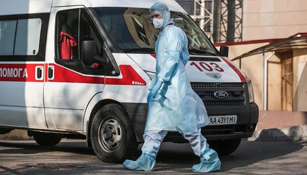 В Украине коронавирус обнаружили у 1245 медиков