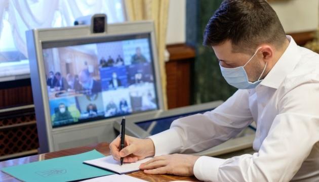 Украина начинает изготавливать собственные тест-системы ПЦР - Зеленский