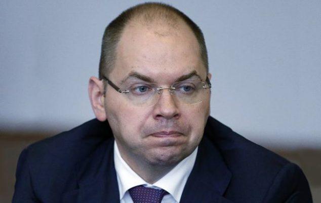 Глава Минздрава Максим Степанов.