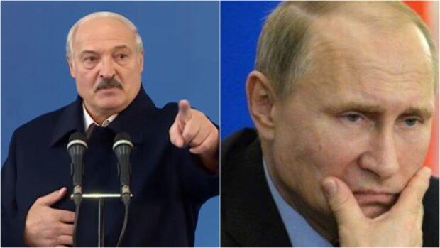 Лукашенко пошел на обострение с Путиным.