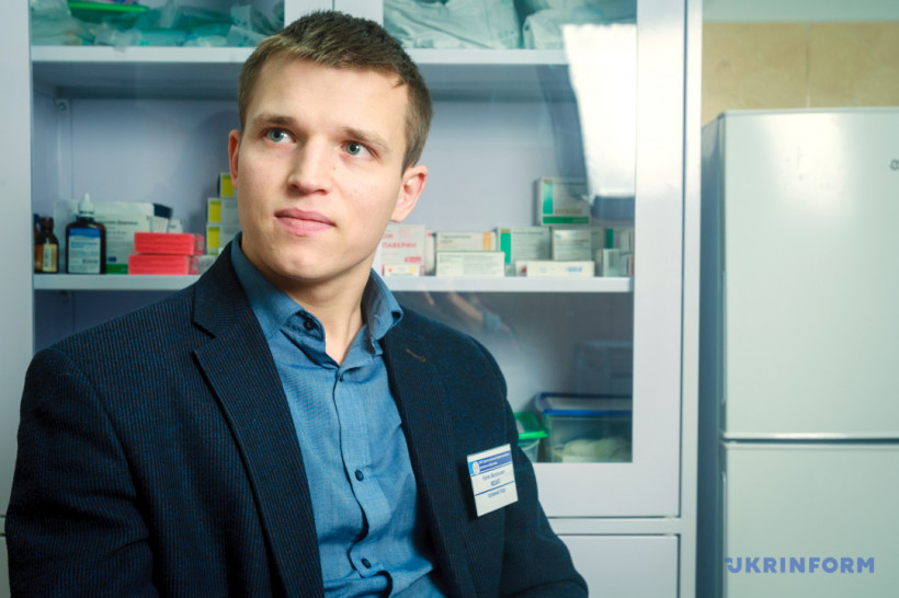 Средства защиты для медиков: с помощью волонтеров – Украина справляется