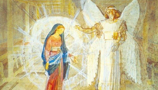 Христиане восточного обряда празднуют Благовещение