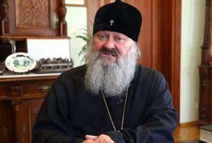 У митрополита Павла коронавирус.