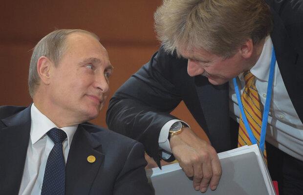 Песков дает совет Путину.