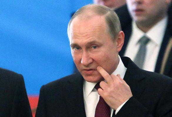 Дни для Владимира Путина сочтены.