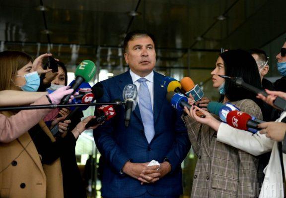 """Саакашвили по-тихому """"слили""""."""