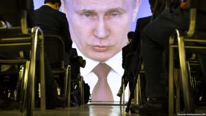 У Путина есть причины для беспокойства.