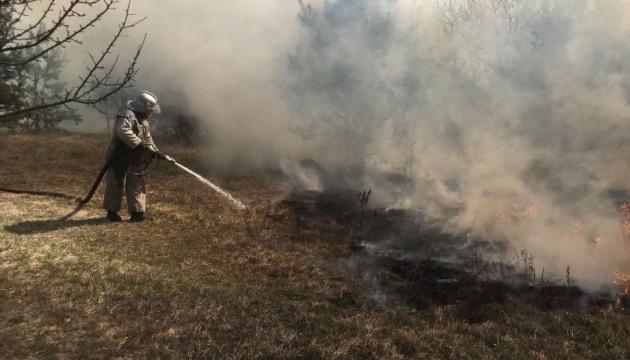 Спасатели предупреждают о высокой пожарной опасности