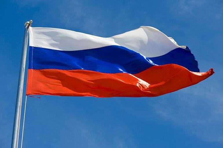 Росийский флаг