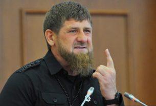 Хозяин Чечни Рамзан Кадыров.