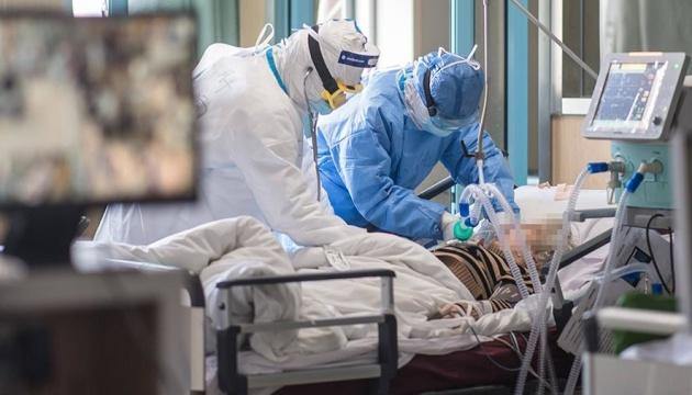 В Украине появилась медаль за борьбу с пандемией