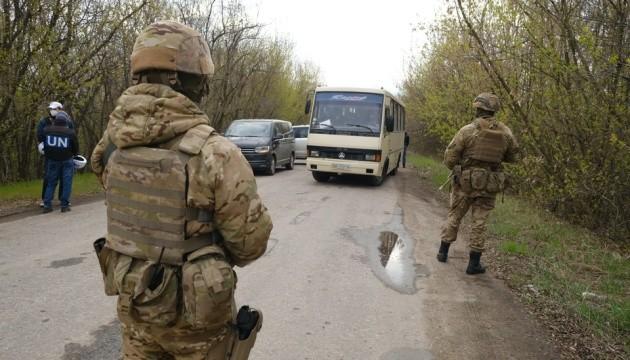 У освобожденных из плена украинцев коронавирус не обнаружили – ОП