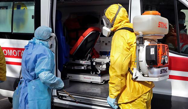 В Украине насчитали уже 1225 случаев коронавирусной болезни