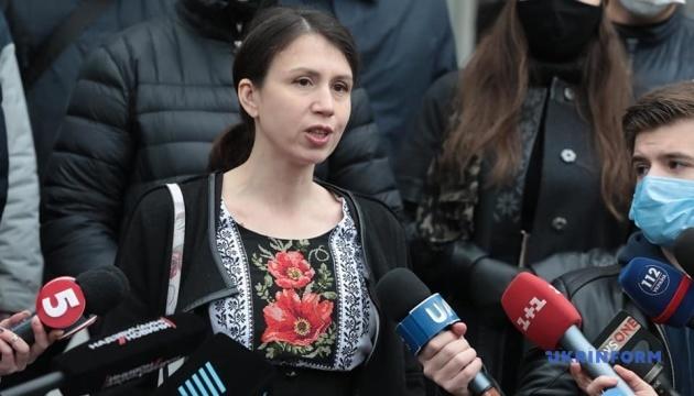 Адвокат назвала условие, при котором Чорновол могут взять на поруки