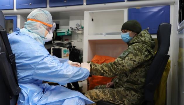 В ВСУ обнаружили еще четырех инфицированных коронавирусом