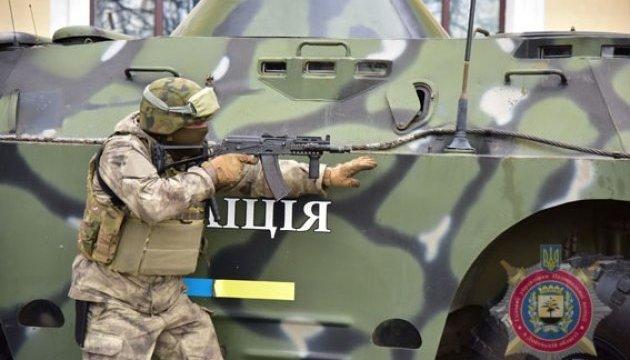 В случае скопления людей возле храмов полиция будет привлекать спецназовцев - МВД