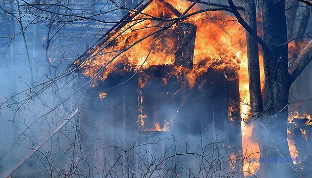 Германия дает Украине помощь на €230 тысяч для борьбы с пожарами возле ЧАЭС