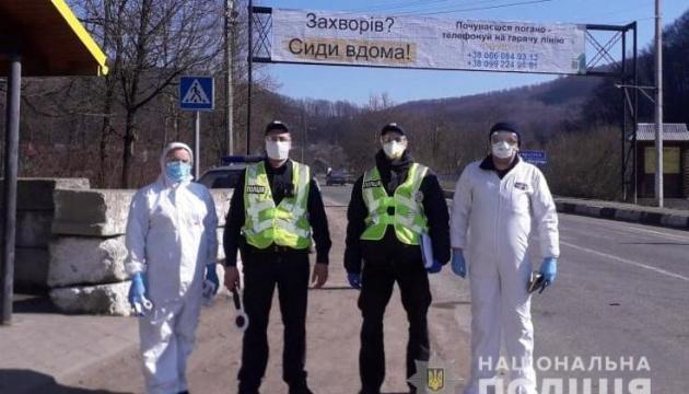 Полиция усилит контроль за обсервацией и самоизоляцией
