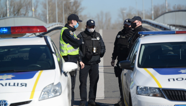 """Полиция уже """"поймала"""" 4 тысячи нарушителей карантина"""