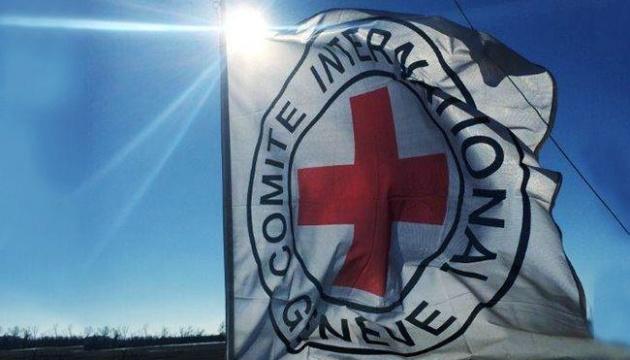 Международный комитет Красного креста принимает участие в освобождении пленных