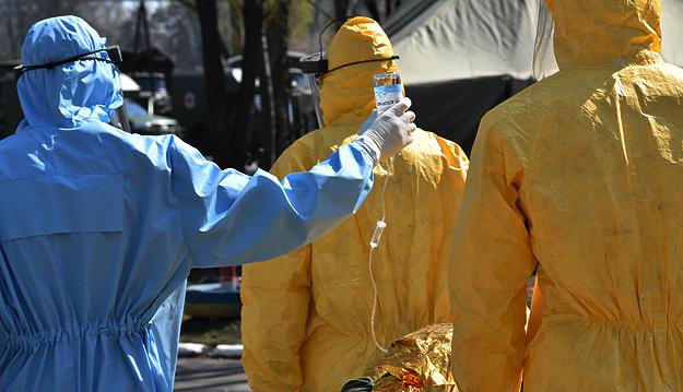 В Украине COVID-19 за последние сутки заболели 16 детей и 43 медика