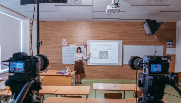 Всеукраинская школа онлайн идет на выходные 1 и 11 мая