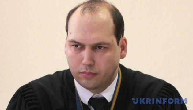 Суд рассматривает заявление об отводе судьи Вовка по делу Чорновол