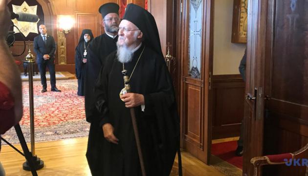 Нынешний кризис изменил отношения православных с церковью - Вселенский Патриарх