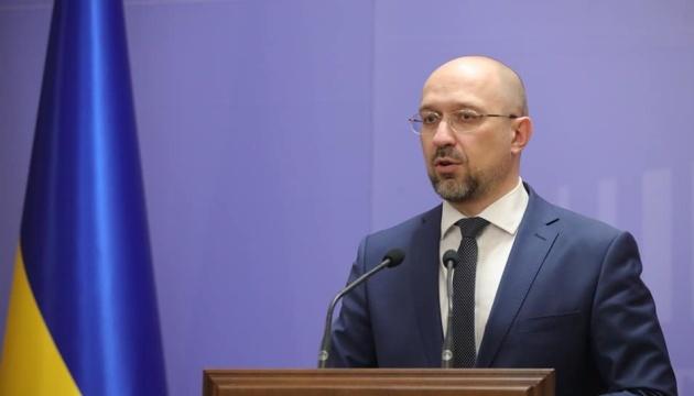 Шмыгаль поблагодарил спасателей и ликвидаторов последствий аварии на ЧАЭС