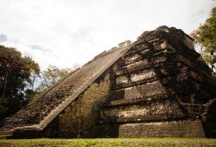 Пирамида в Перу