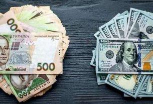 Курс валют на 24 апреля 2020.