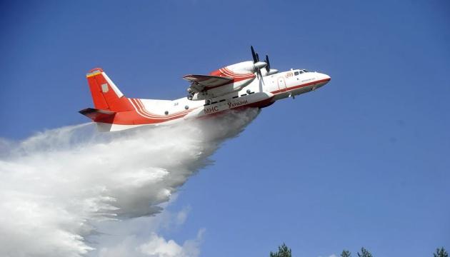Кабмин выделил ГСЧС 105 миллионов для восстановления авиатехники
