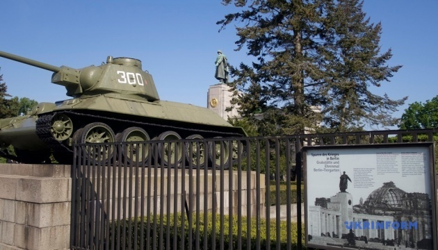 Украина в Берлине почтила память жертв Второй мировой отдельно от РФ