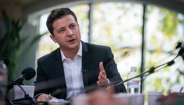 Зеленский настаивает на открытии нового корпуса Охматдета не позднее 31 августа