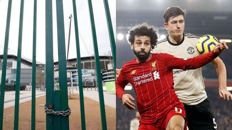 Все матчи следующего сезона английской Премьер-лиги могут пройти без зрителей
