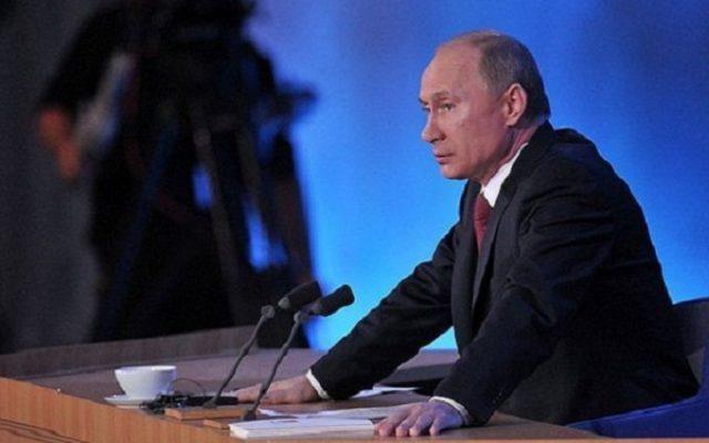 Путин озадачен литовским сюрпризом.
