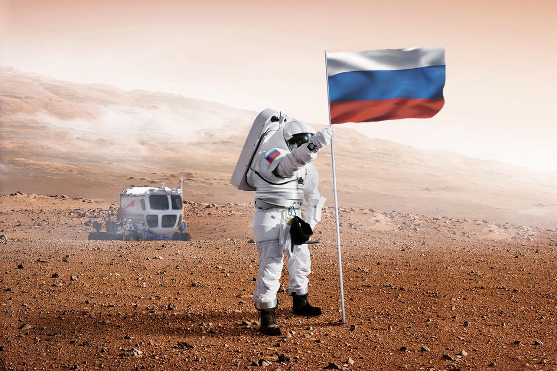 Луна и РФ