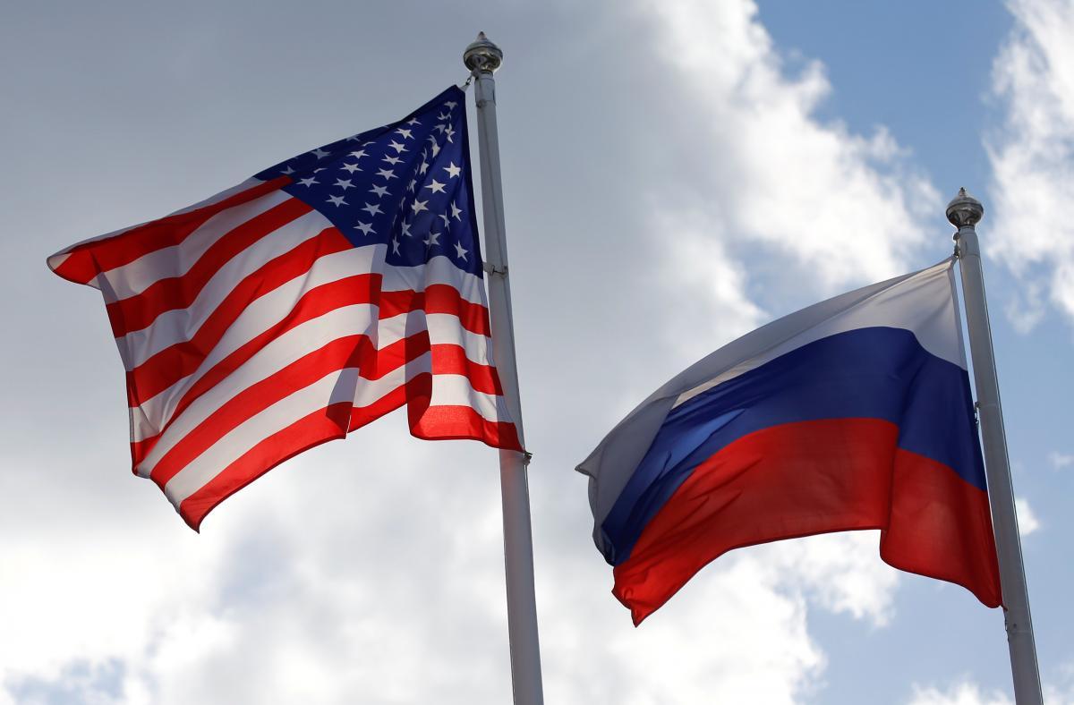 РФ и США.